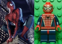Spiderman repairer